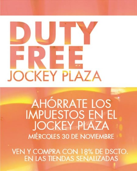 Jockey-Plaza-Duty-Free