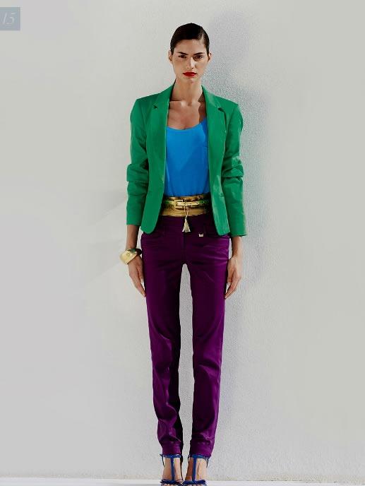 C mo combinar un saco morado muy cl sico yahoo respuestas - Que colores combinan con el lila ...