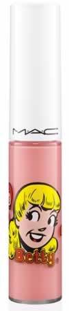 Archies-Girls-Betty-Lipglass-Summer-Sweetheart-MAC-Cosmetics-Coleccion