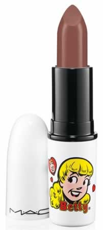 Archies-Girls-Betty-Lipstick-Oh-Oh-Oh-MAC-Cosmetics-Coleccion