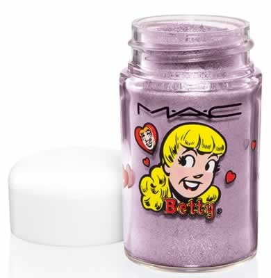 Archies-Girls-Betty-Pigment-Cheers-my-Dear-MAC-Cosmetics-Coleccion