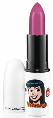 Archies-Girls-Veronica-Lipstick-Daddys-Little-Girl-MAC-Cosmetics-Coleccion