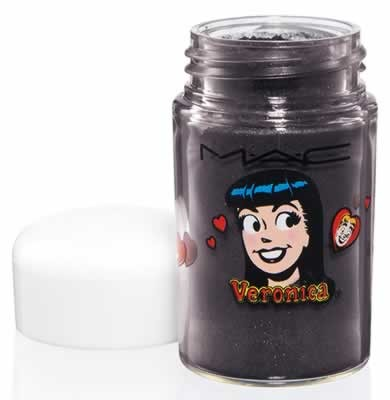 Archies-Girls-Veronica-Pigment-Black-Poodle-MAC-Cosmetics-Coleccion