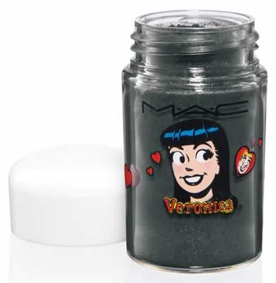 Archies-Girls-Veronica-Pigment-Magic-Spells-MAC-Cosmetics-Coleccion