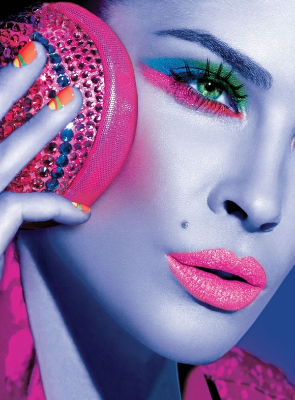 Calendario-Maybelline-2012-Erin-Wasson