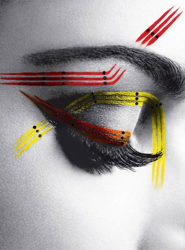 Calendario-Maybelline-2012-Lisalla-Montenegro-1