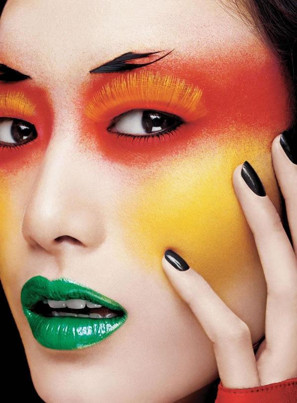 Calendario-Maybelline-2012-Shu-Pei-Qin-3