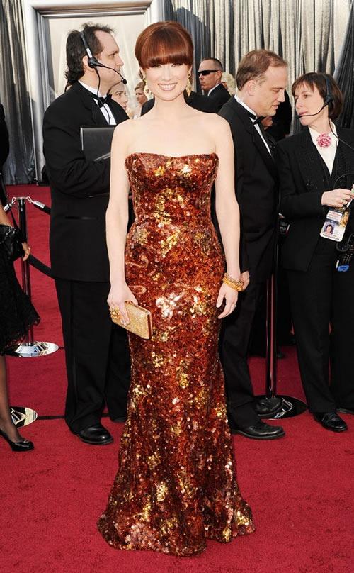 Ellie-Kemper-vestido-alfombra-roja-Oscar-2012