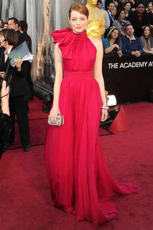 Emma-Stone-vestido-alfombra-roja-Oscar-2012