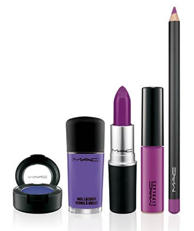 Fashion-Sets-MAC-Cosmetics-Coleccion-Heroine-maquillaje-violeta