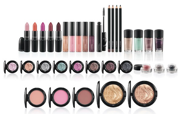 Mac Glamour Daze Maquillaje Glamoroso Para Navidad