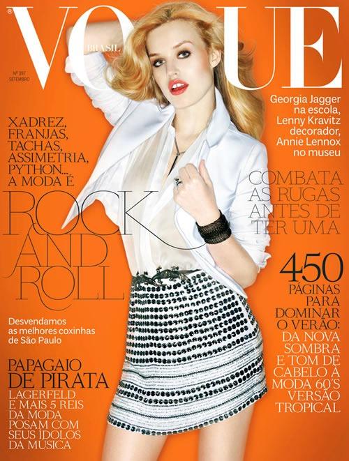 Vogue-Portada-Brasil-Setiembre-2011-Georgia-May-Jagger