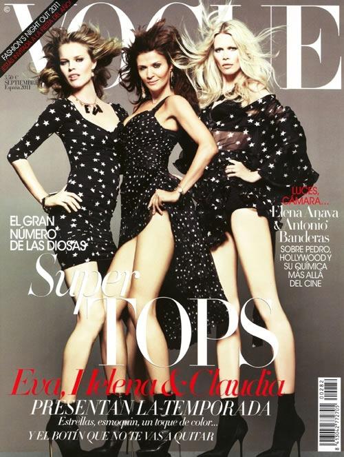 Vogue-Portada-España-Setiembre-2011