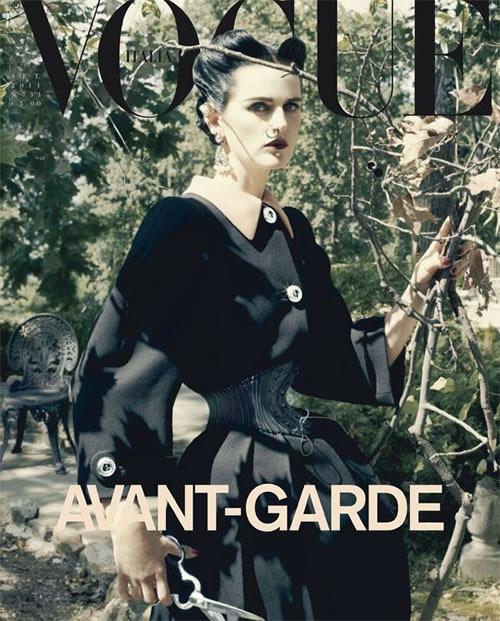 Vogue-Portada-Italia-Setiembre-2011-Stella-Tennant