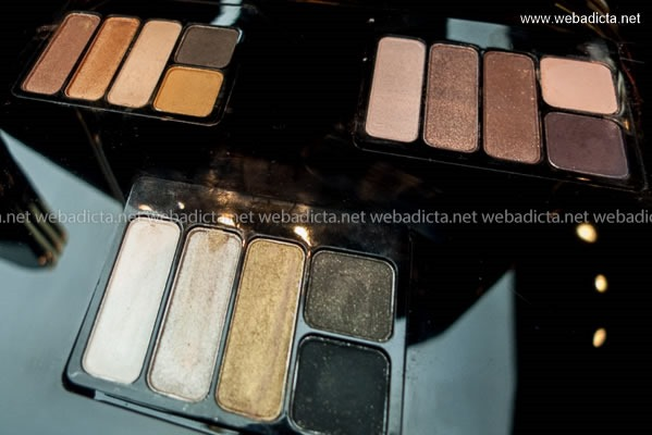 MAC Stroke of Midnight Eye Kits Warm, Cool, Smoky