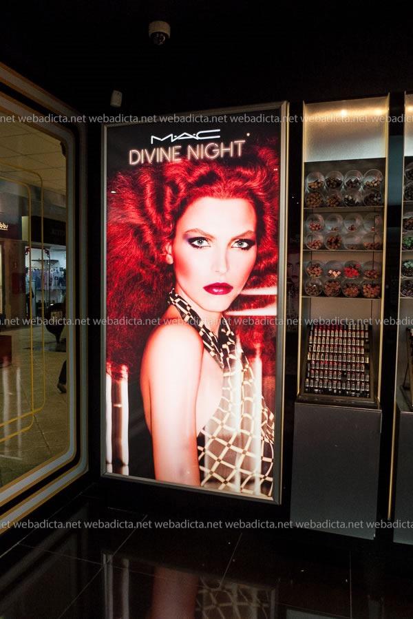 Coleccion MAC Divine Night