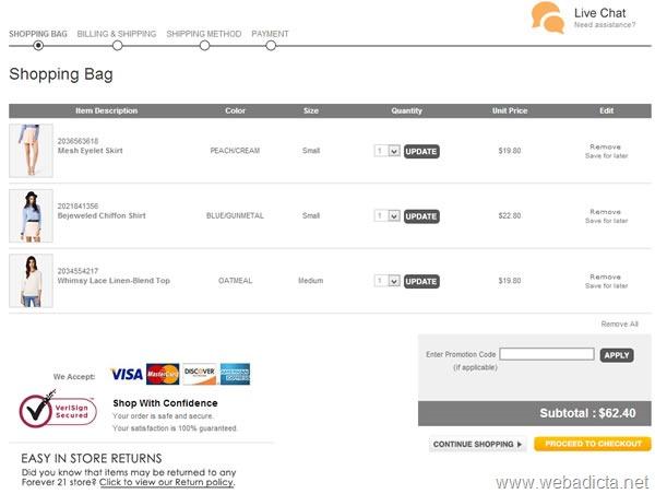 como-comprar-en-forever-21-guia-paso-a-paso-bolsa-de-compras-lista-de-productos