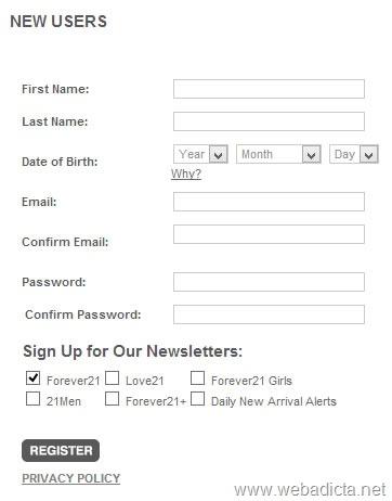 como-comprar-en-forever-21-guia-paso-a-paso-registro-de-usuario