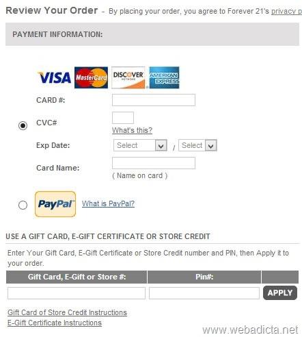 como-comprar-en-forever-21-guia-paso-a-paso-informacion-de-pago