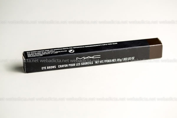 Review Eye Brows Pencil Stud Lapiz Delineador Para Cejas De Mac