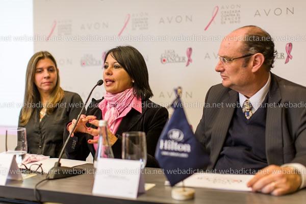 Lorena Caravedo Vocera Oficial Cruzada Un Lazo por la Vida