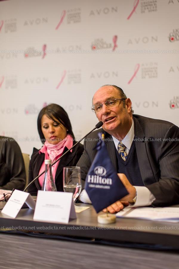 Jose Manuel Ayulo Liga Peruana Contra el Cancer