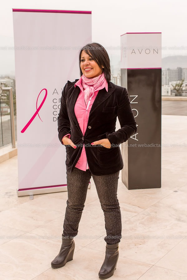 Lorena Caravedo Avon 2013