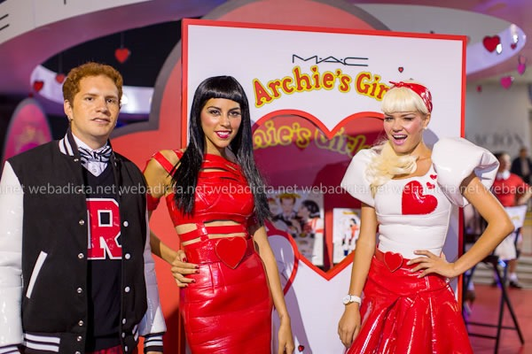 evento-MAC-cosmetics-archies-girls-lima