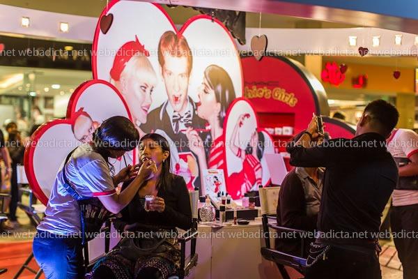 evento-mac-cosmetics-archies-girls-maquillaje