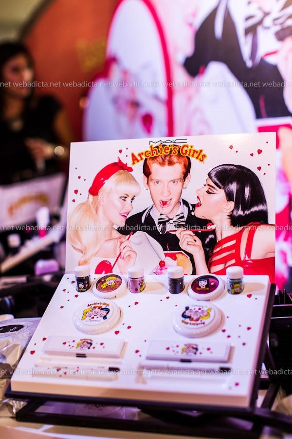 evento-mac-cosmetics-archies-girls-coleccion