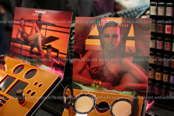 MAC Cosmetics Maquillaje Temperature Rising