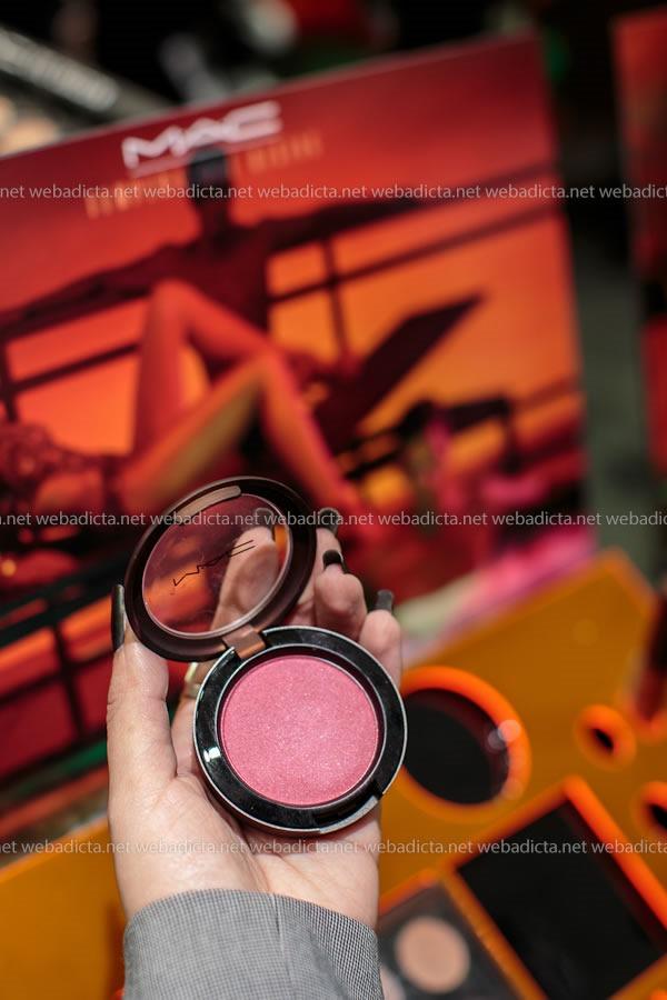 MAC Cosmetics Temperature Rising blush Rubor Hot Nights