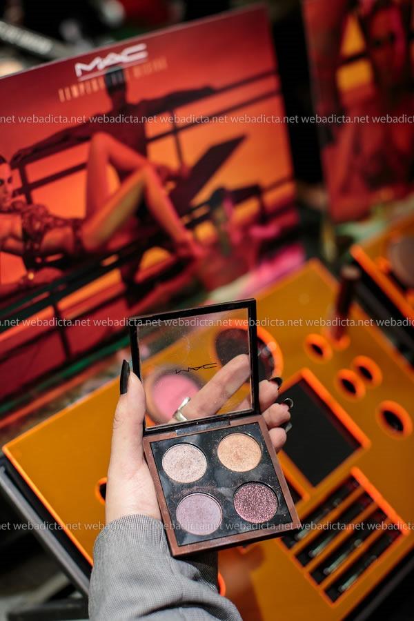 MAC Cosmetics Temperature Rising Cuarteto