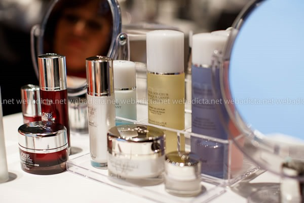 evento Dior Beauty Class One Essential Lima Tratamientos de Belleza