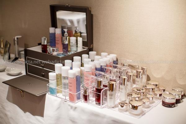 evento Dior Beauty Class Tratamientos de Belleza