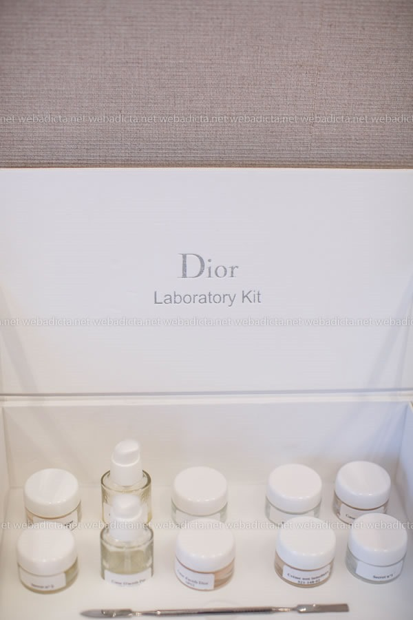 evento Dior Beauty Class One Essential Lima Laboratorios Dior