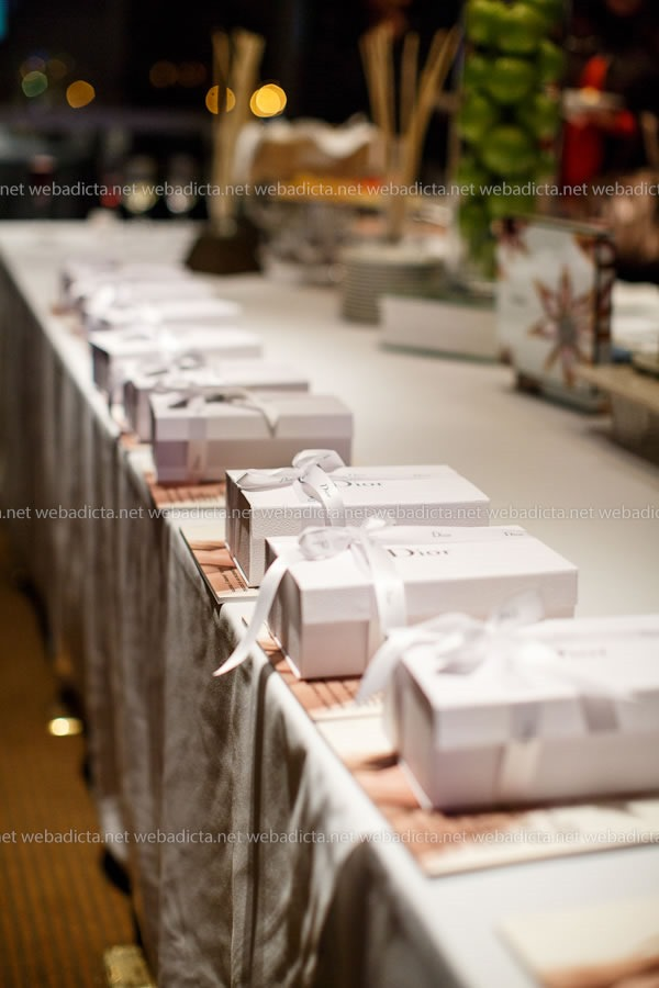 evento Dior Beauty Class One Essential Regalitos
