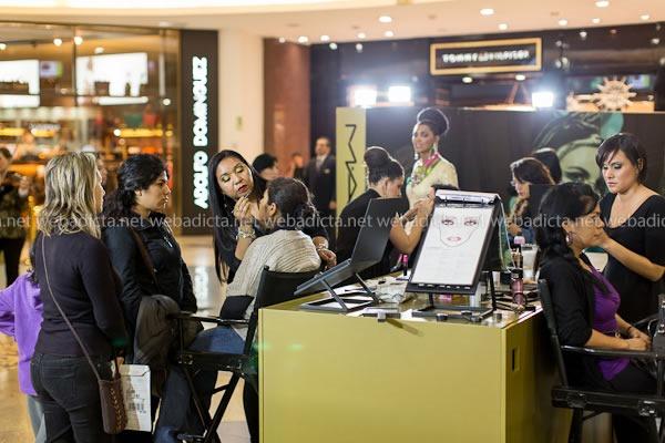 evento lanzamiento mac cosmetics indulge-19