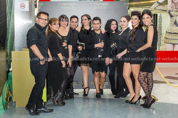 evento lanzamiento mac cosmetics indulge-27