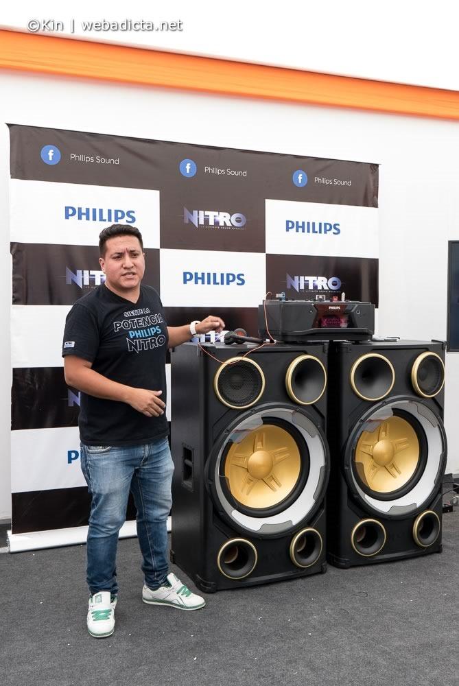evento philips nitro nx9 Linio Peru