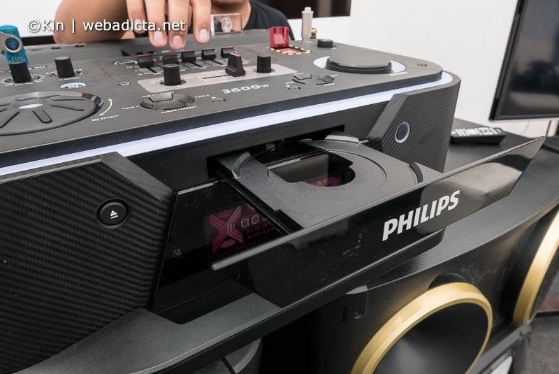 consola del equipo Nitro NX9