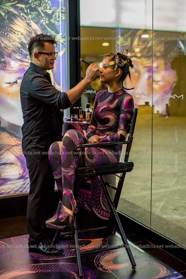 Evento Lanzamiento Year of the Snake MAC Cosmetics 2
