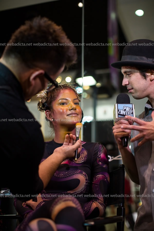 Evento Lanzamiento Year of the Snake MAC Cosmetics 6
