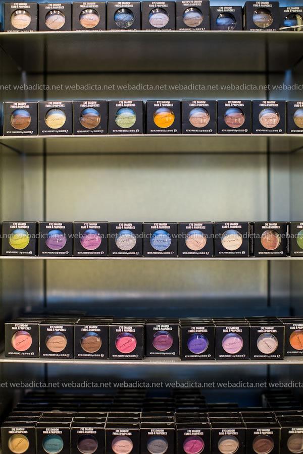 Sombras de ojos MAC Cosmetics