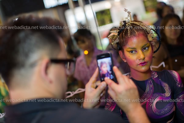 Evento Lanzamiento Year of the Snake MAC Cosmetics 11