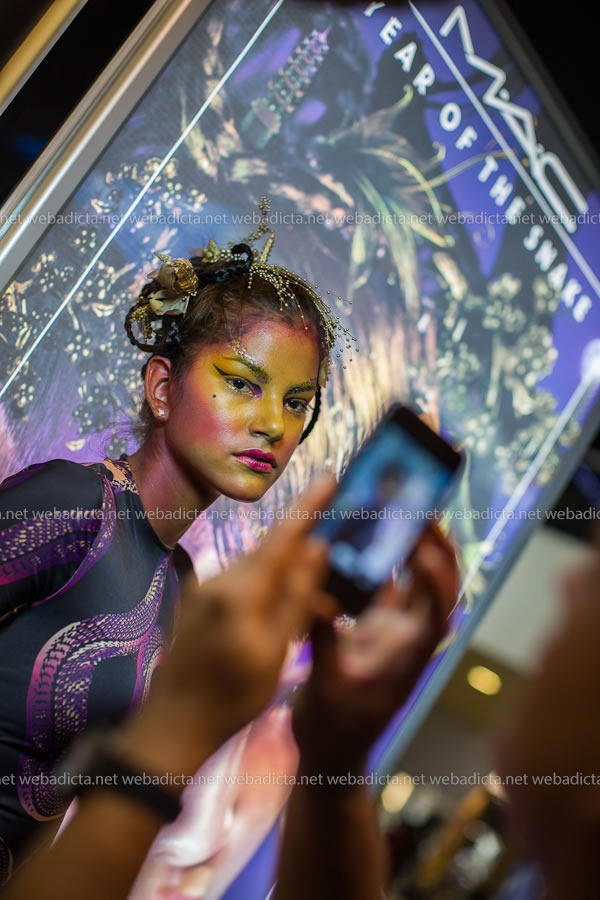 Evento Lanzamiento Year of the Snake MAC Cosmetics 10