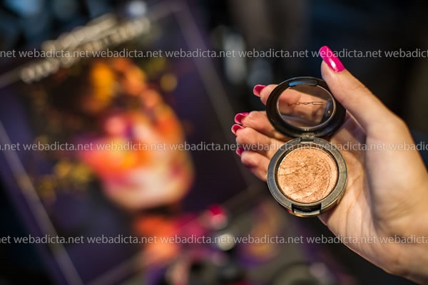 MAC Year of the Snake Sombras Aztec Brick