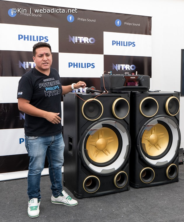 evento philips nitro nx9