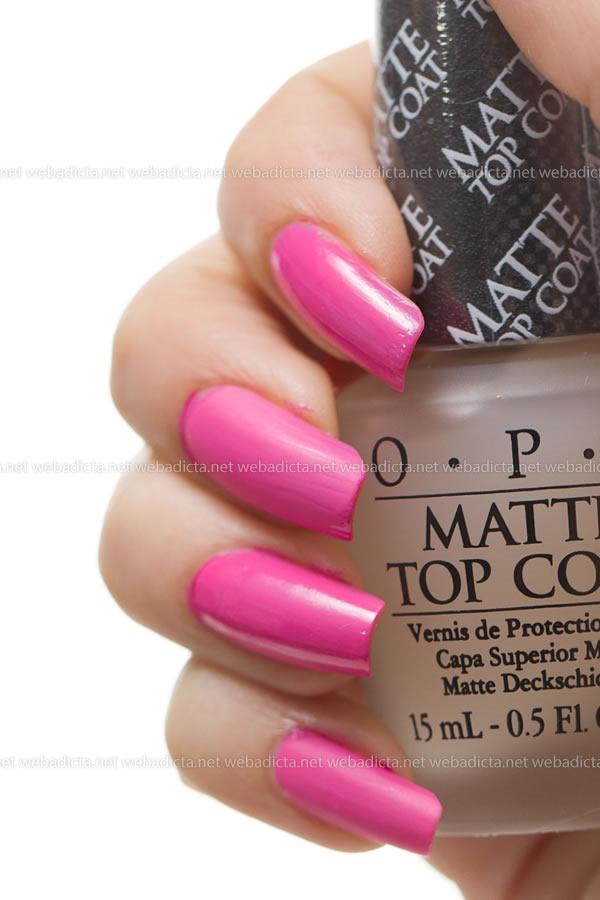review-opi-matte-top-coat-esmalte-rosa-unias-swatches