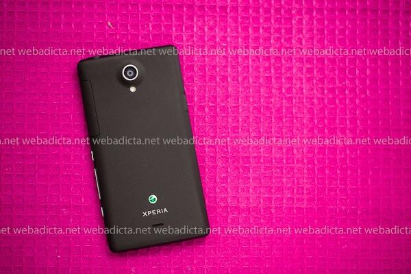 Sony Xperia T Características Camara 13 MP
